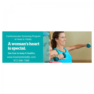 Cardiovascular Screening Program at Heart & Vitality